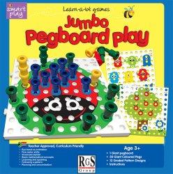 Jumbo Pegboard Play RGS