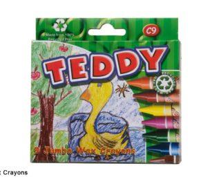Jumbo Wax Crayons (c9)