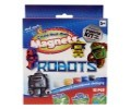Kids Create Your Own Magnets Robots