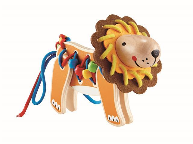 Lacing Lion