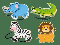 Lacing Wild Animals Rgs51326