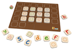 Learning Alphabet Game Rgs50535