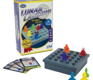 Lunar Landing 6802 Hiresspill