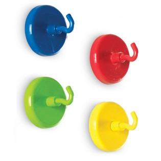 Magnetic Hooks Set Of 4 (super Strong!!)