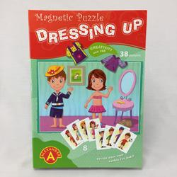Magnetic Puzzle Dressing Up