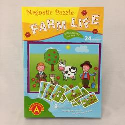 Magnetic Puzzle Farm Life