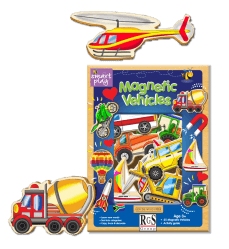 Magnetic Vehicles RGS