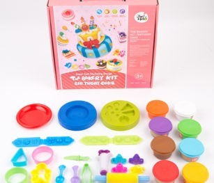 Modeling Dough Kit Super Soft The Bakery Kit 1