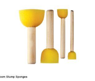 Mushroom Stump Sponges