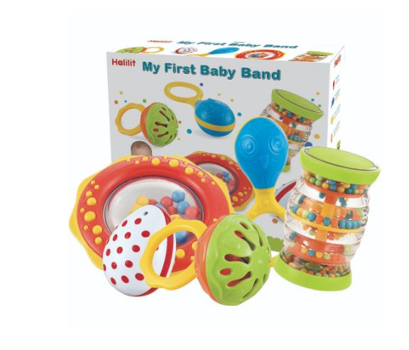My First Baby Band Gift Set Of 5 1