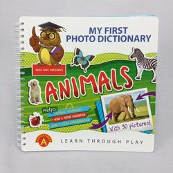 My First Photo Dictionary Animals