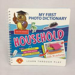 My First Photo Dictionary Household