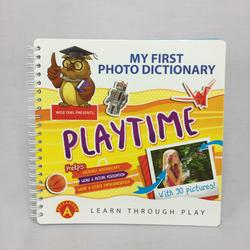 My First Photo Dictionary Playtime