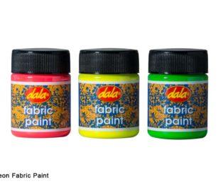 Neon Fabric Paint 50ml