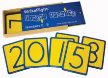 Number Set Numbers 0 9 In Box (std)