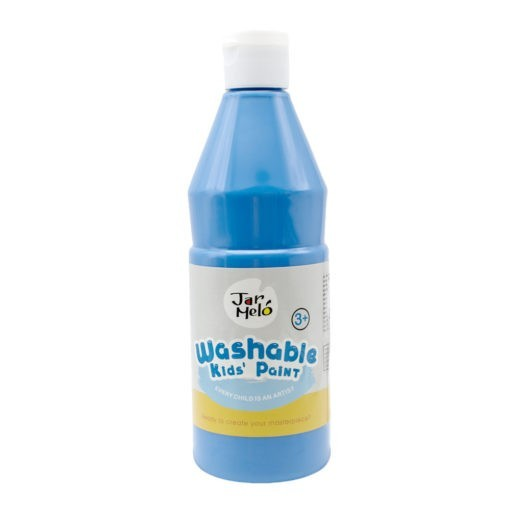 Paint For Kids Washable Sky Blue