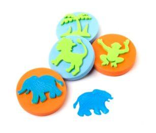 Painting Accessories Palm Printers Jungle 6pcs
