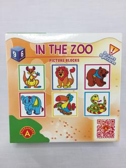 Picture Blocks In The Zoo
