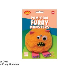 Pom Pom Furry Monsters