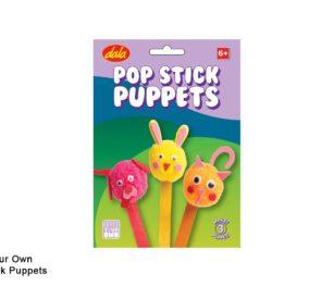 Pop Stick Puppets