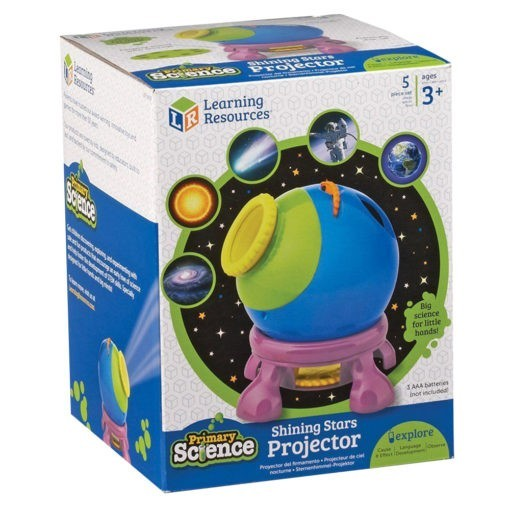 Primary Science Shining Stars Projector 2