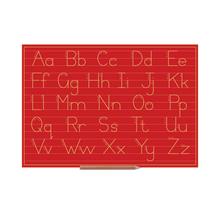 Print Alphabet Boards (capital & Lower) Alt W 2line