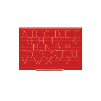 Print Alphabet Boards (capital Letters) Alt 2line