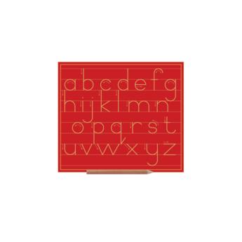 Print Alphabet Boards (lower Case Letters) Alt W Lines X 2