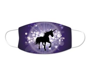 Purple Sparkle Unicorn