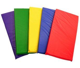 Rainbow Rest Mats (set Of 5)