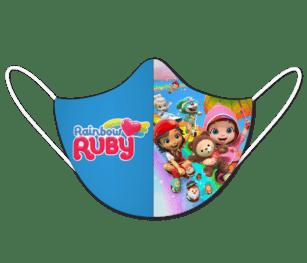 Rainbow Ruby Web Load
