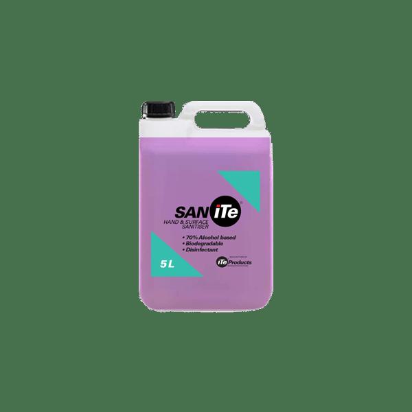 Sanite 5l Liquid 01