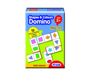 Shapes Colour Domino