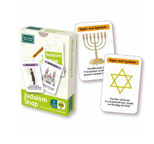 Snap Judaism Education
