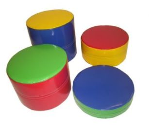 Soft Play Stepping Stones