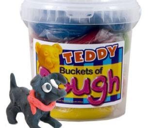 Teddy Dough Tub Ass