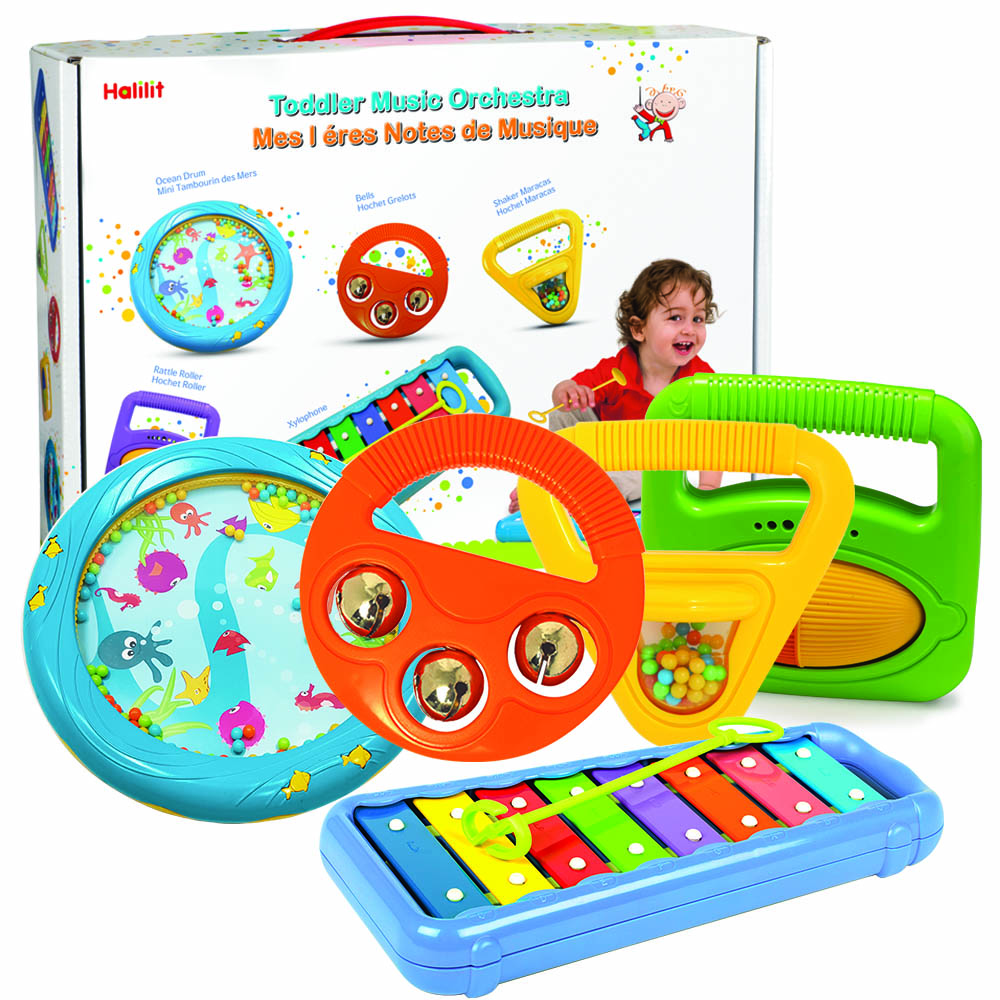 Toddler Music Orchestra Gift Set Of