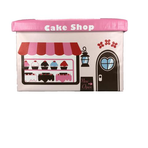 Toy Box Cake Shop