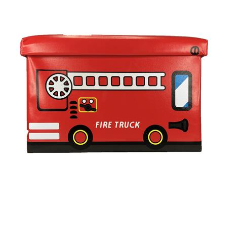 Toy Box Fire Truck