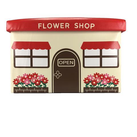 Toy Box Flower Shop