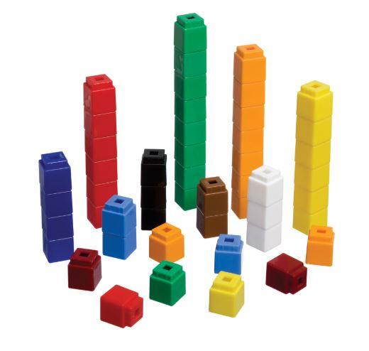Unifix Cubes 300pcs Pbag