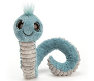 Ww3b Wiggly Worm Blue