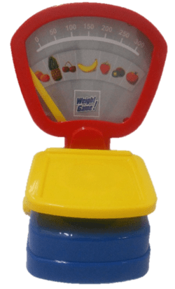 Weight Game Scale Set