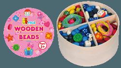 Wooden Beads (260g) Gs56002