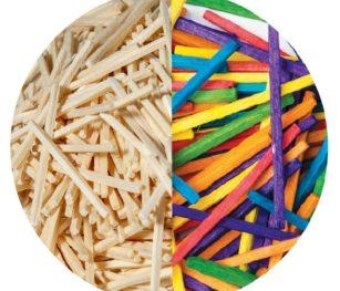 Wooden Matchsticks 3
