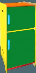 Wooden Refrigerator RGSB