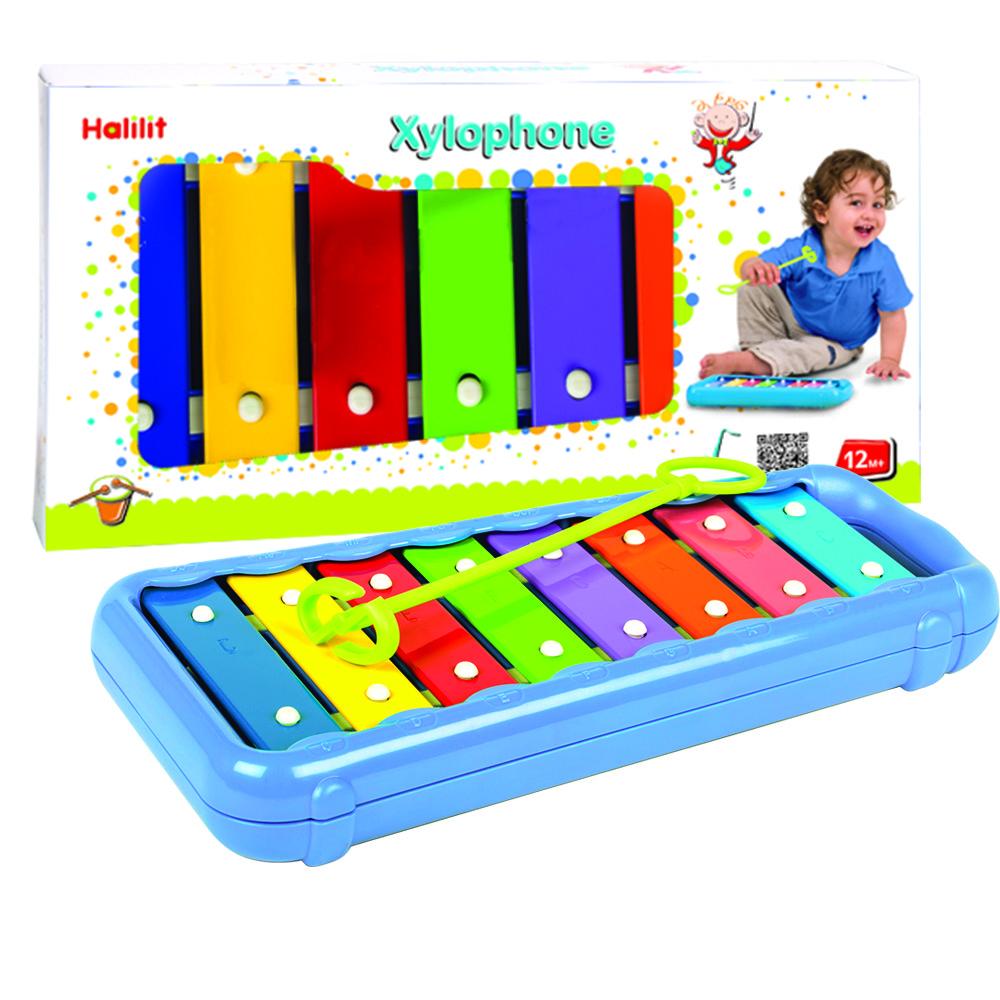 Xylophone Blue