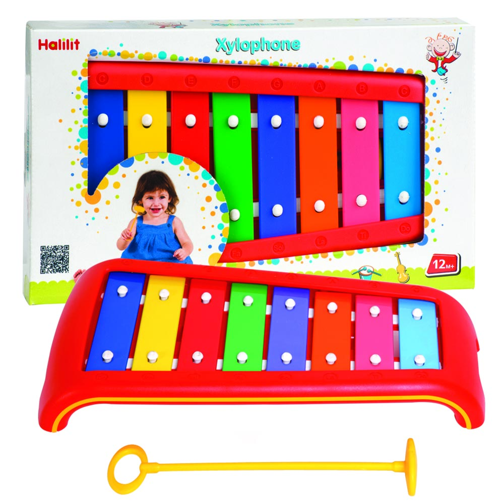 Xylophone Red