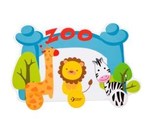 Zoo Coat Rack