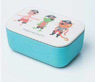 Blb772 Kiddies Lunch Box Pirate Treasure